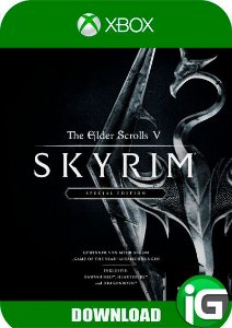 The Elder Scrolls V: Skyrim Special Edition - Xbox One