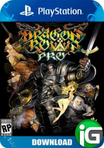 Dragon Crown's Pro - Ps4