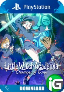 Little Witch Academia Chamber Of Time - Ps4