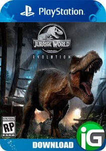 Jurassic World Evolution - Ps4