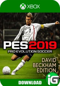 PES 2019 David Beckham Edition - Xbox One