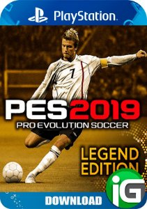 Pro Evolution Soccer (PES) 19 Legend Edition - Ps4