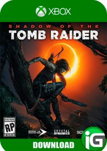 Shadow Of Tomb Raider - Xbox One