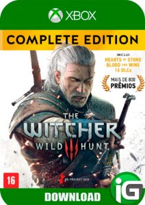 The Witcher 3 Complete Edition - Xbox One