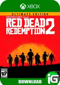 Pré-Venda Red Dead Redemption 2 Ultimate Edition - Xbox One