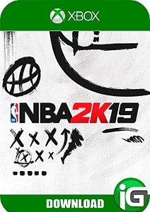 NB 2K19 - Xbox One