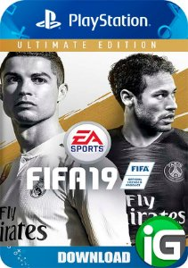 FIFA 19 Ultimate Edition - PS4