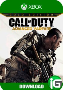Call Of Duty Advanced Warfare Gold Edition - Xbox One