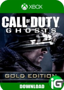 Call Of Duty Ghosts Gold Edition - Xbox One