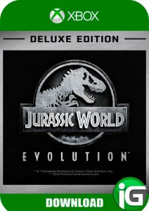 Jurassic World Evolution Deluxe Edition - Xbox One