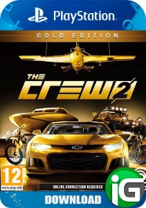 The Crew 2 Gold Edition- PS4