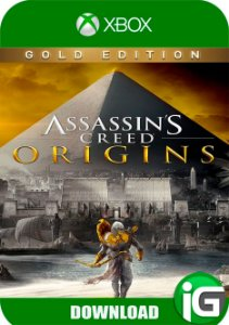 Assassin's Creed Origins Gold Edition - Xbox One