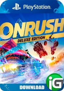 Onrush Deluxe Edition - PS4
