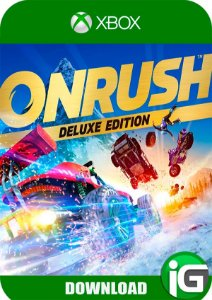 Onrush Deluxe Edition - Xbox One