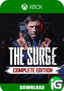 The Surge Complete Edition - Xbox One