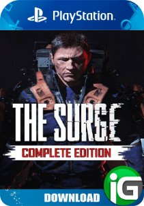 The Surge Complete Edition - PS4