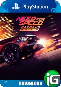 Need For Speed Payback Deluxe Edition - PS4