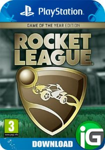 Rocket League Game Of The Year Edition - PS4