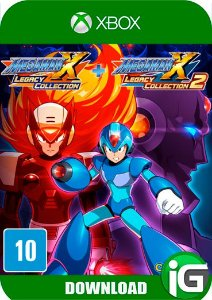 Mega Man X Legacy Collection 1 + 2 - Xbox One