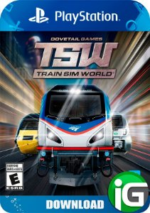 Train Simulator World - PS4