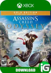 Assassin's Creed Odyssey Gold Edition - Xbox One