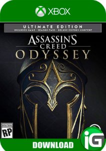 Assassin's Creed Odyssey Ultimate Edition - Xbox One