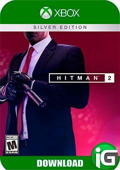 Hitman 2 Edição Prata - Xbox One