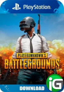 Playerunknown's Battlegrounds (PUBG) - PS4