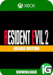 Resident Evil 2 Remake - Deluxe Edition - Xbox One