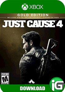 Just Cause 4 - Edição Gold - Xbox One