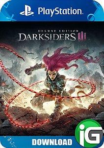 Darksiders 3 - Edição Deluxe - PS4
