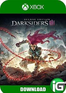 Darksiders 3 - Edição Deluxe - Xbox One