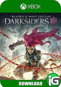 Darksiders 3 - Edição Blades & Whip - Xbox One