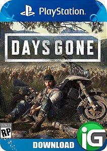 Days Gone - Edição Deluxe - PS4