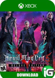Devil May Cry 5 - Edição Deluxe - Xbox One