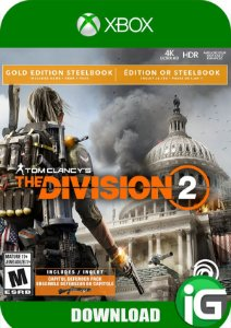 Tom Clancy's The Division 2 - Edição Gold - Xbox One