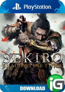 Sekiro - Shadows Die Twice - PS4