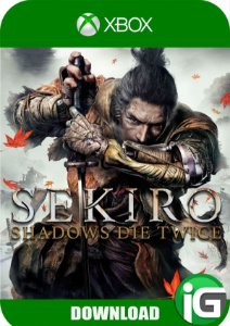 Sekiro - Shadows Die Twice - Xbox One