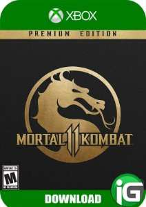 Mortal Kombat 11 - Edição Premium - Xbox One