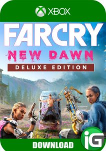 Far Cry New Dawn - Edição Deluxe - Xbox One