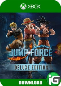 Jump Force - Edição Deluxe - Xbox One