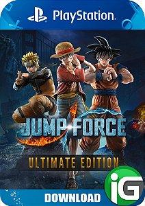 Jump Force - Edição Suprema - PS4