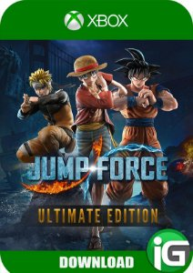 Jump Force - Edição Suprema - Xbox One