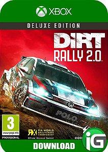 Dirt Rally 2.0 - Edição Deluxe - Xbox One