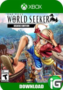 One Piece World Seeker - Edição Deluxe - Xbox One