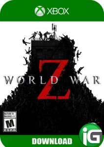 World War Z - XBox One