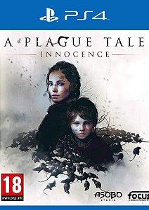 A Plague Tale: Innocence PS4 - Digital