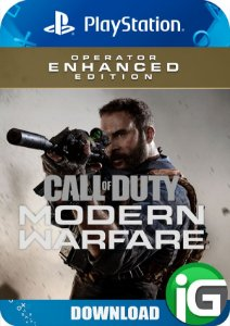 Call of Duty Modern Warfare - Operator Enhance Edition - PS4