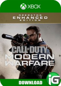 Call of Duty Modern Warfare - Operator Enhance Edition - Xbox