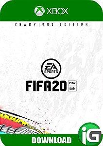 Fifa 20 - Edição Campeões - Xbox One